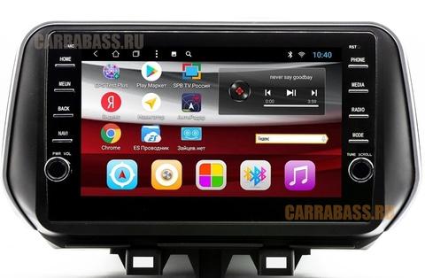 Головное устройство CB-1191T8 Hyundai Tucson 2019+ Android 8.1