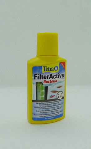 Tetra FilterActive кондиционер для поддержания биологической среды 100мл
