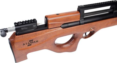 Пневматическая винтовка Ataman ML15 Булл-пап 5,5 мм (Дерево) (ML15 B15)