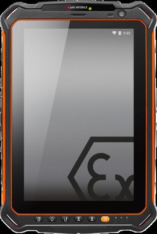 Купить Взрывобезопасный планшет  i.Safe 910.1 по доступной цене