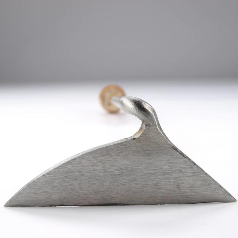 Ручная мотыжка Sneeboer 12 см для левшей  вишневая рукоятка