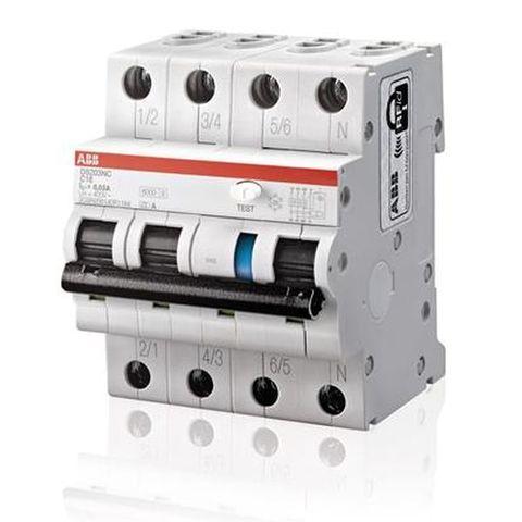 Выкл. авт. диф. тока DS203NCL C20 A300