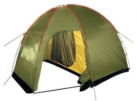 Кемпинговая палатка Tramp Lite Anchor 4 (зеленый)