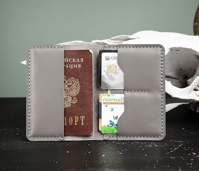 Boroda Design, Обложка ручной работы для паспорта и карточек