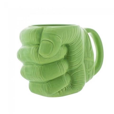 Кружка Marvel Avengers Hulk Shaped Mug V2