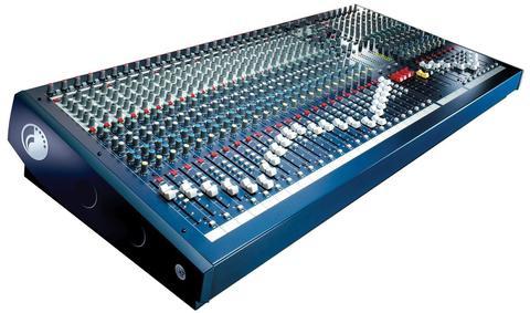 Аналоговые Soundcraft LX7ii 32
