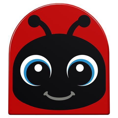 LEGO Duplo: Моя первая божья коровка 10859 — My First Ladybug — Лего Дупло