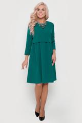 <p>Одна из любимых моделей этого сезона. Невероятно женственное и романтичное платье на подкладке.</p>