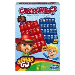 Настольная игра GUESS WHO GRAB AND GO