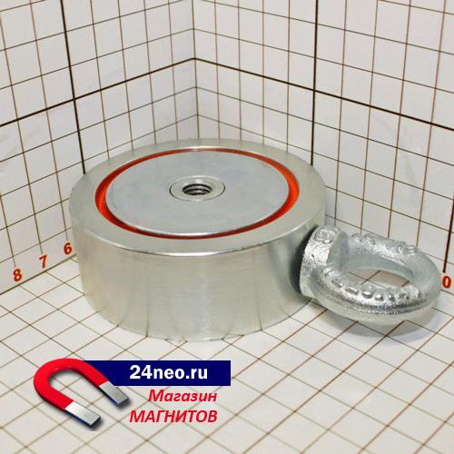 Поисковый магнит F 200х2