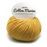Пряжа Drops Cotton Merino 15 горчица