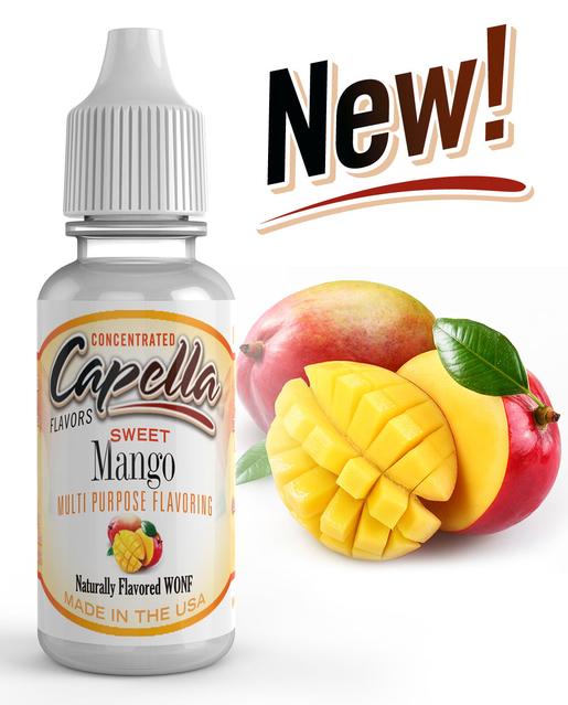 Ароматизатор Capella  Sweet Mango