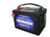 Аккумулятор автомобильный Deka Ultimate 778 DT  ( 12V 95Ah / 12В 95Ач ) - фотография