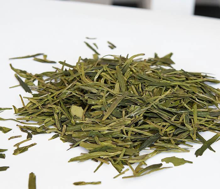 TEA-CH104 Китайский зеленый чай «Колодец Дракона» (Лун Цзин, 10 гр) фото 02