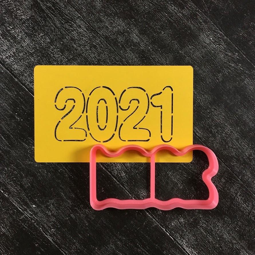 2021 №5 Год быка