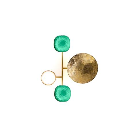 Настенный светильник копия Gioielli 06 by Giopato & Coombes