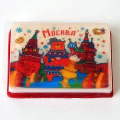 Мыло ручной работы «Москва»