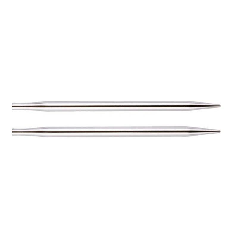 Спицы KnitPro Nova Metal съемные укороченные 3,25 мм 10420