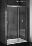 Душевая дверь BAS Galaxy WTW-140-C-CH 140 см
