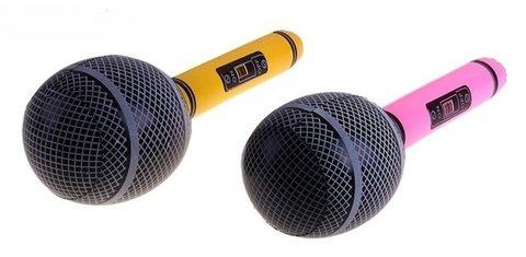 Микрофон большой надувной