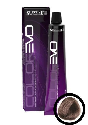 Краска для волос ColorEVO Selective 7.1 (блондин пепельный), 100 мл.