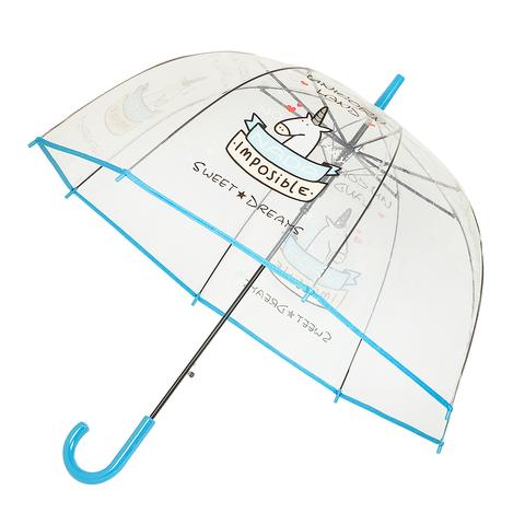 Зонт-трость Unicorn Blue