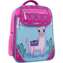Рюкзак школьный Bagland Отличник 20 л. Малиновый 617 (0058070)