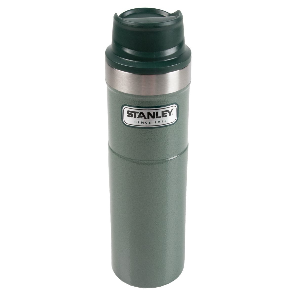 Термокружка Stanley Classic 0,47 LOne hand 2.0 зеленая