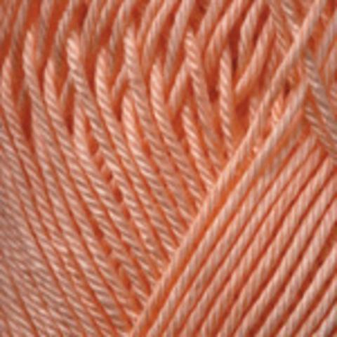 Пряжа Begonia (Бегония). Цвет: Персиковый. Артикул: 6322