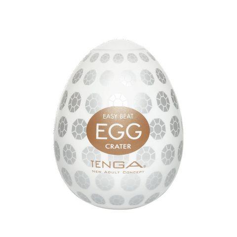 Мастурбатор-яйцо CRATER