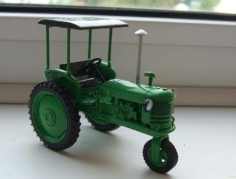 Модель Трактор №90 ДТ-24-3 (история, люди, машины)