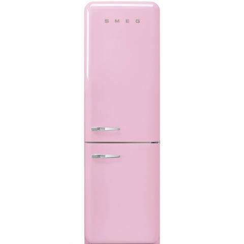 Холодильник с верхней морозильной камерой Smeg FAB32RPK5