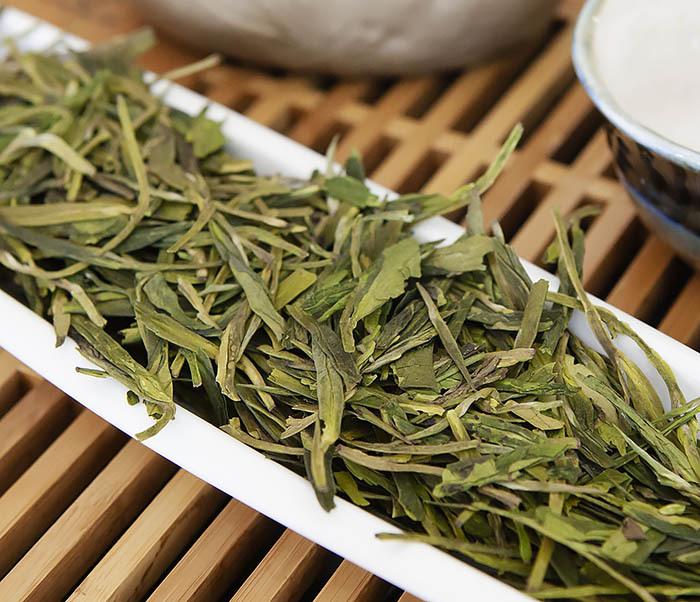 TEA-CH104 Китайский зеленый чай «Колодец Дракона» (Лун Цзин, 10 гр) фото 06