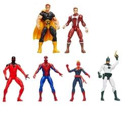Марвел Легенд набор фигурок с комиксами Серия 2