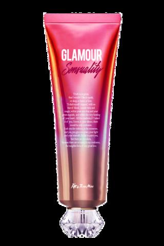 Крем для тела ДРЕВЕСНО-МУСКУСНЫЙ АРОМАТ Kiss by Rosemine Fragrance Cream - Glamour Sensuality, 140 мл
