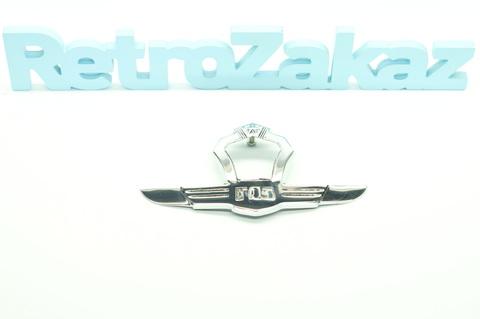 Птица на капот Газ 21 2 серии