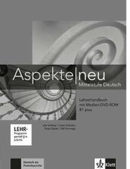 Aspekte NEU B1 plus LHB.mit Medien-DVD-ROM