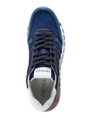 Замшевые кроссовки Premiata Lander 4592