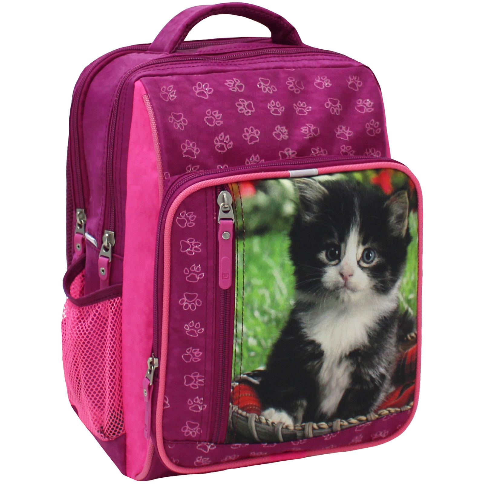 Школьные рюкзаки Рюкзак школьный Bagland Школьник 8 л. 143 малиновый 59д (0012870) IMG_5223.JPG