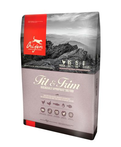 Orijen Fit & Trim 85/15 корм беззерновой для собак с избыточным весом Цыпленок 2 кг