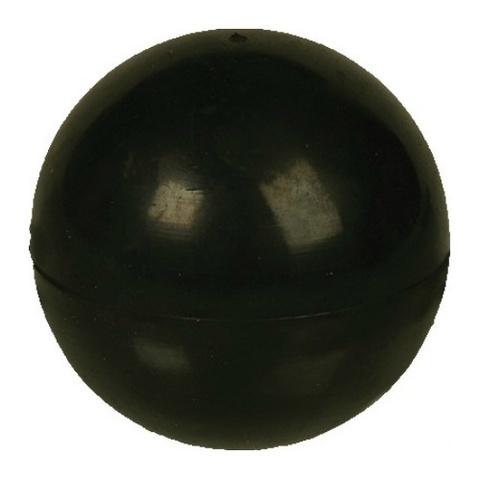 Зооник игрушка мяч цельнорезиновый 5см