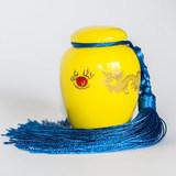 Фарфоровая баночка  для хранения чая вид-5