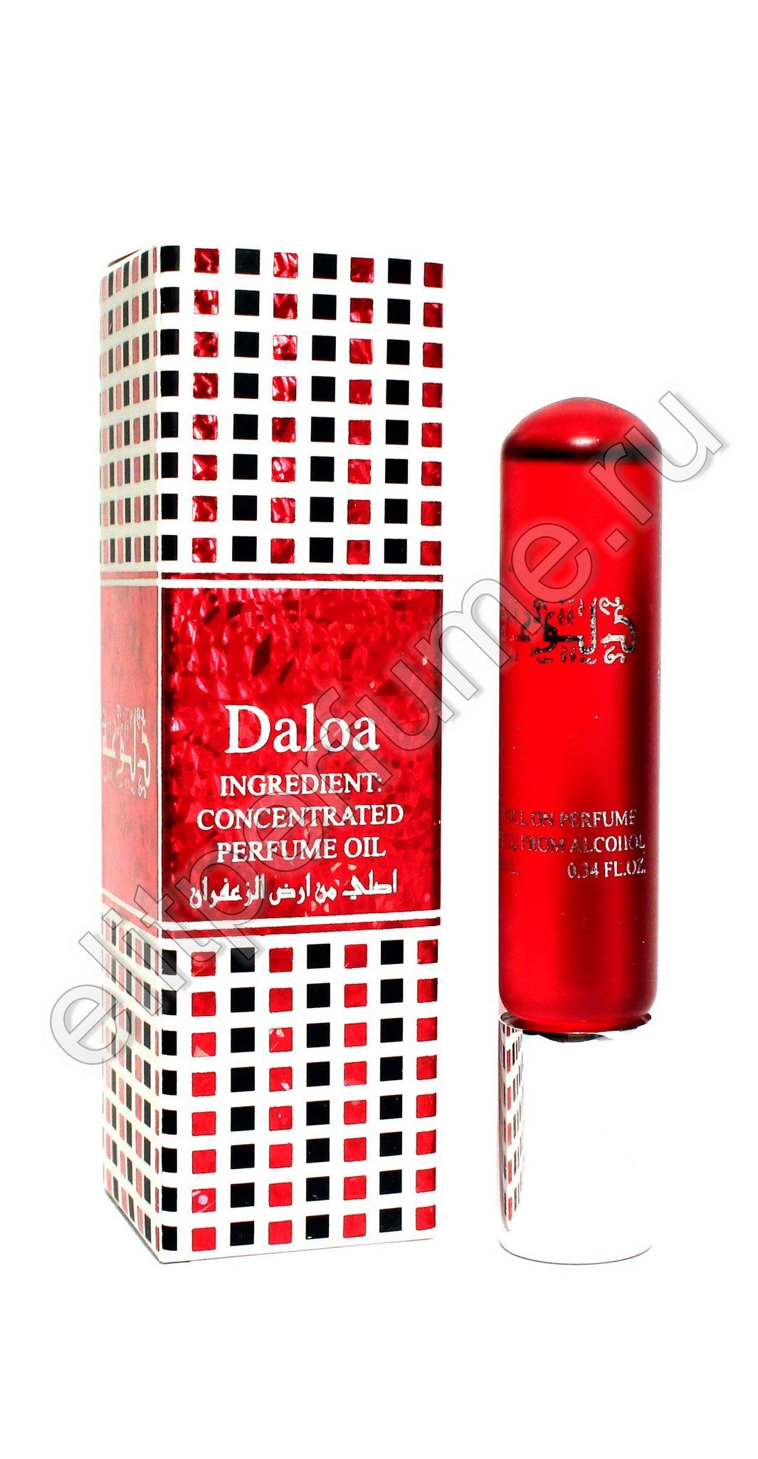 Daloa Далоа 10 мл арабские масляные духи от Ард Аль Заафаран Ard Al Zaafaran