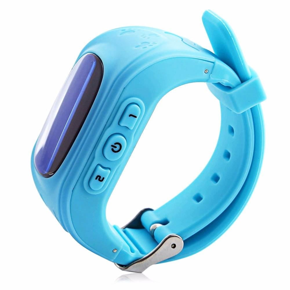 Детские часы с телефоном Smart Baby Watch Q50