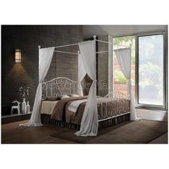Кровать c балдахином Secret De Maison METIS — белый