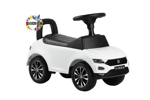 Машина-каталка Volkswagen белый/white