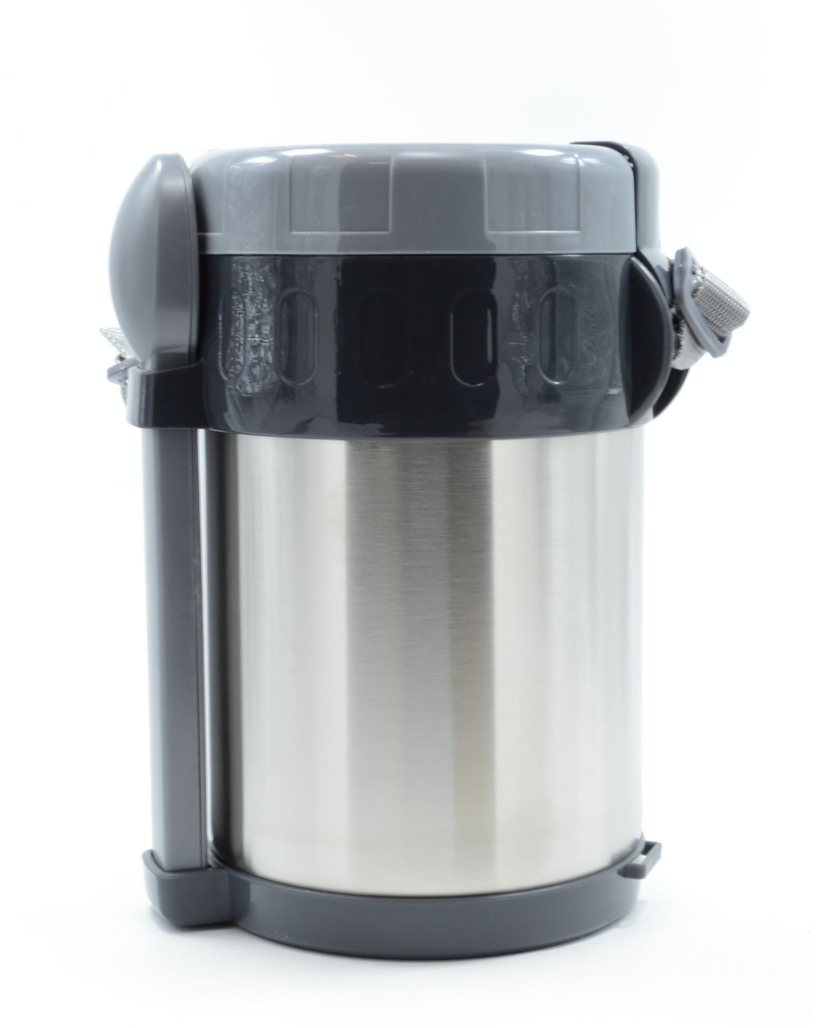 Термос для еды Kamille с 3мя контейнерами 2000 мл.
