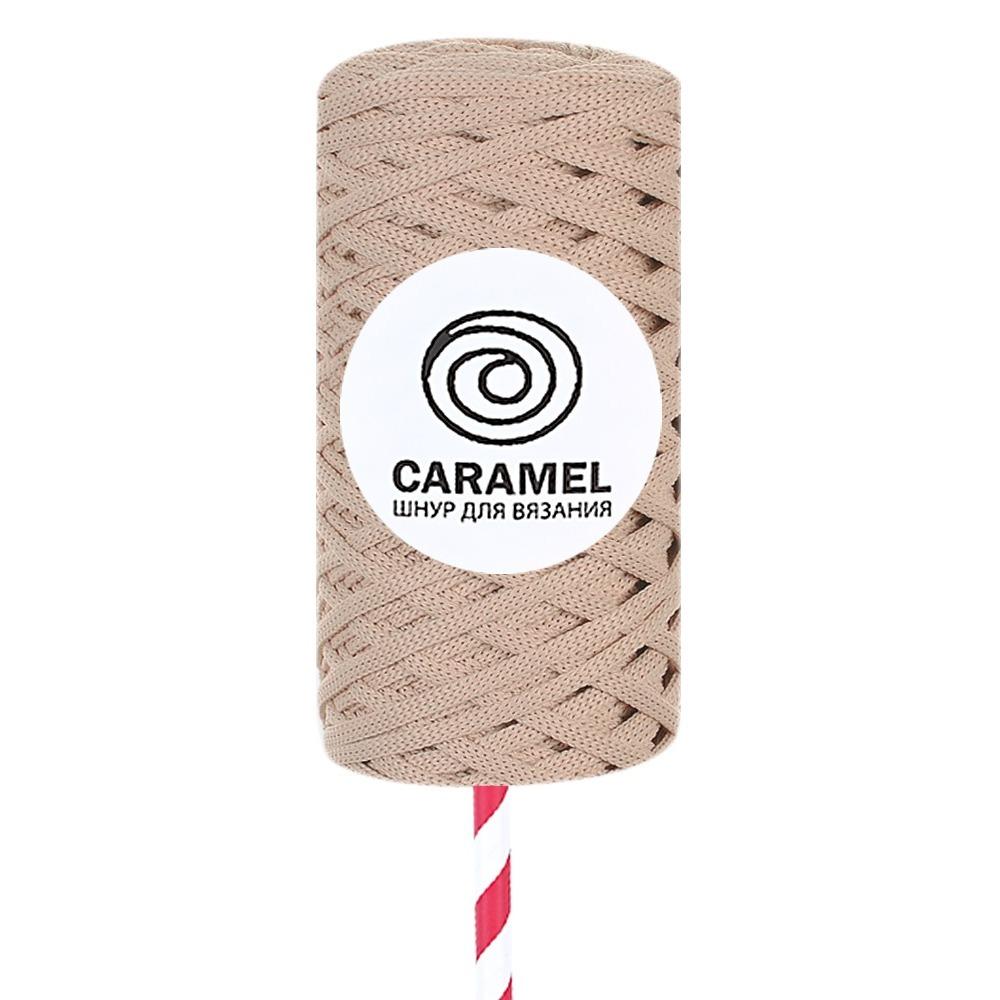 Плоский полиэфирный шнур Caramel Полиэфирный шнур Caramel Айвори aivory-1000x1000_1_.jpg