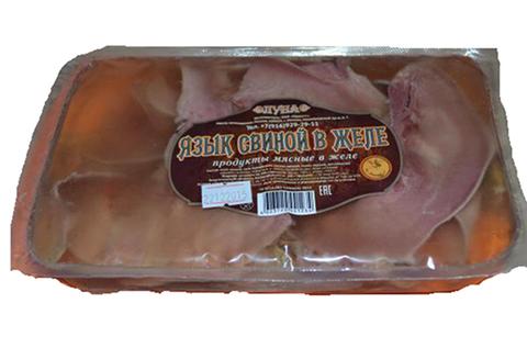 Язык свиной в желе
