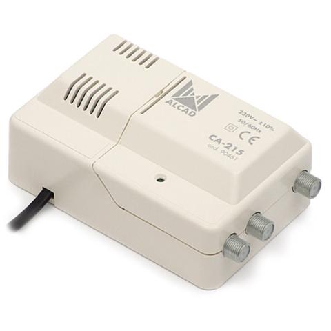 Антенный усилитель Alcad CA-215 антенный вход / 2 выхода